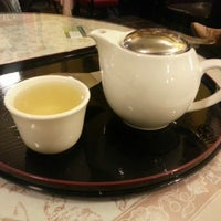 Photo taken at Teahouse Kuan Yin by Ronnie T. on 1/26/2013