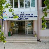 Photo taken at Elmalı İlçe Gıda,Tarım ve Hayvancılık Müdürlüğü by Sabri Ş. on 6/12/2017