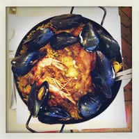 Photo taken at Santa Maria Restaurant by Carlo G. on 6/17/2014