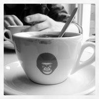 Photo taken at King Kong Coffee by Zoë J. on 6/13/2013