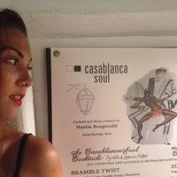Photo taken at Casablanca Soul by Nantia B. on 6/19/2016