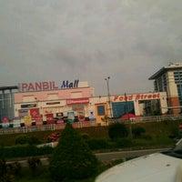 Photo taken at Panbil Mall by Mintarni on 11/26/2016