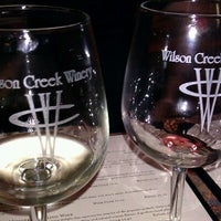 Photo taken at Wilson Creek Winery by troi o. on 10/20/2012