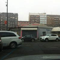 Photo taken at Mercato Comunale Wagner by Enzo G. on 1/7/2013