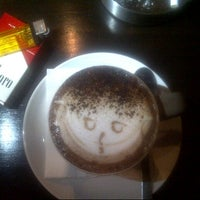 Photo taken at Coffeebeerian by Maureen T. on 11/3/2012