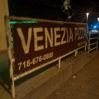 Photo taken at Venezia Pizzeria & Restaurant by Taiwan B. on 5/27/2013