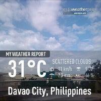 Photo taken at Ateneo de Davao University by Karlo Alexie P. on 2/11/2013