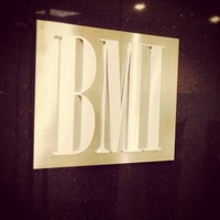 Photo taken at BMI New York by Nick S. on 4/17/2014