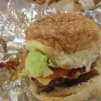 Photo taken at Five Guys by Kevin C. on 12/12/2012