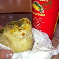 Photo taken at Filiberto's by Andrew M. on 11/17/2012