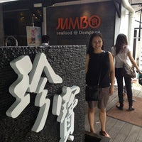 Photo taken at Jumbo Seafood Restaurant by Dindo F. on 5/28/2013