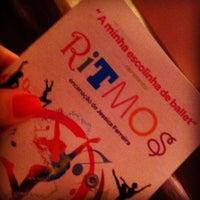 Photo taken at Teatro Ribeiragrandense by Carolina F. on 6/22/2013