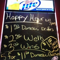 Photo taken at Tom & Jerry's Bar & Lounge by lucy m. on 11/14/2012