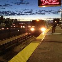 Photo taken at Dublin/Pleasanton BART Station by Arndt H. on 9/3/2013