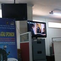 Photo taken at Kantor Imigrasi Kelas I Jakarta Utara by Adhi Y. on 12/24/2013