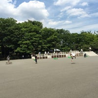 Photo taken at KOMAZAWA SKATE PARK by Johnny L. on 6/28/2015