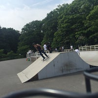 Photo taken at KOMAZAWA SKATE PARK by Johnny L. on 6/13/2015