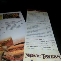 Photo taken at Movie Tavern by mikey on 11/28/2012