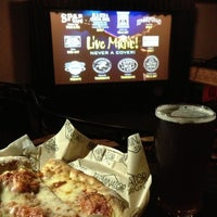 Photo taken at McMenamins Mission Theater by Jim S. on 11/25/2012