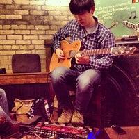 Photo taken at Starbucks by HanBi K. on 1/19/2013