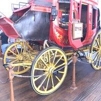 Снимок сделан в Wells Fargo History Museum пользователем Trey V. 6/10/2018