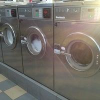 Photo taken at Silver Street Laundry by Yesenia V. on 1/20/2013