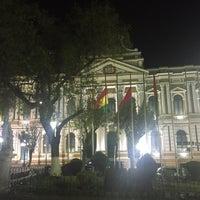 Photo taken at Palacio de Gobierno by Mundo on 7/17/2016