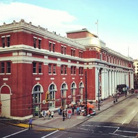 Photo taken at Waterfront Station by Hernan D. on 8/18/2013