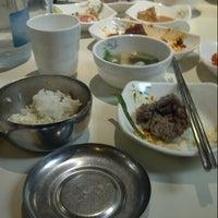 Photo taken at Kim's Korean Restaurant & Bar by Althea C. on 8/13/2013