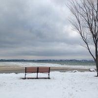 Photo taken at Veterans' Memorial Park by Christian J. on 1/3/2013