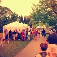 Photo taken at Veterans' Memorial Park by Christian J. on 6/29/2013