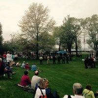 Photo taken at Veterans' Memorial Park by Christian J. on 5/25/2015