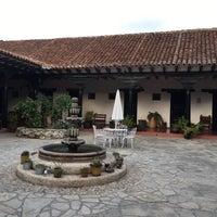 Photo taken at Hotel Fray Bartolomé De Las Casas by Christian J. on 3/12/2016