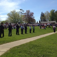 Photo taken at Veterans' Memorial Park by Christian J. on 5/27/2013