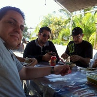 Photo taken at Parque Hidalgo by Abel B. on 12/30/2012