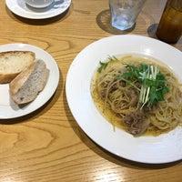 Photo taken at SUZU CAFE 広島上八丁堀 by Jumpei M. on 7/3/2017