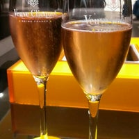 Photo taken at Veuve Clicquot by Marijel M. on 4/24/2014