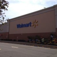 Photo taken at Walmart Supercenter by Jeremy S. on 9/27/2012