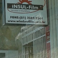Photo taken at Insulfilm by Francini N. on 4/5/2013