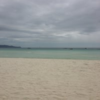 Photo taken at White House Resort Boracay by Anna S. on 3/8/2013