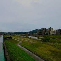 Photo taken at 土岐川公園 by 十級 習. on 10/28/2017