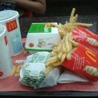 Photo taken at McDonald's by Nandita B. on 3/19/2013