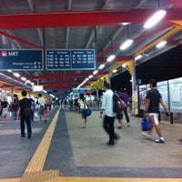 Photo taken at Jurong East Temporary Bus Interchange by Joel T. on 1/26/2013
