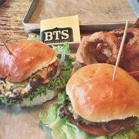 Photo taken at Burger Tap & Shake Foggy Bottom by Rose on 8/8/2013