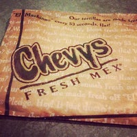 Photo taken at Chevys Fresh Mex by Rose on 7/27/2013