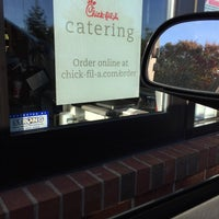 Photo taken at Chick-fil-A by Rose on 10/21/2015