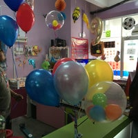 Glowing Party House Balloons party favors inflatables playland