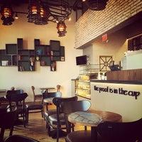 12/14/2014 tarihinde Cengizhan A.ziyaretçi tarafından Arabica Coffee House'de çekilen fotoğraf