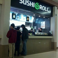 Photo taken at Sushi Roll by Beto F. on 4/23/2013
