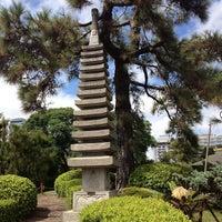 Foto tirada no(a) Jardín Japonés por DJ M. em 1/20/2013